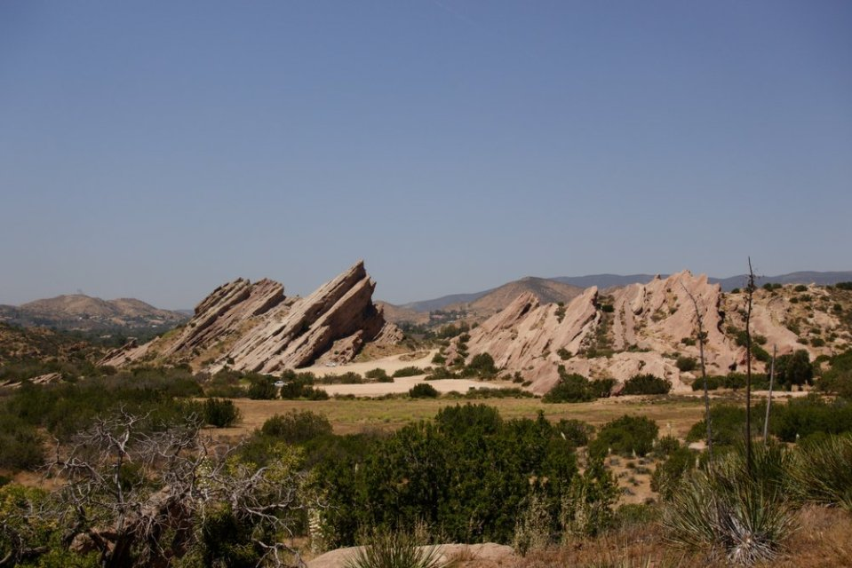 Vasquez Rocks.