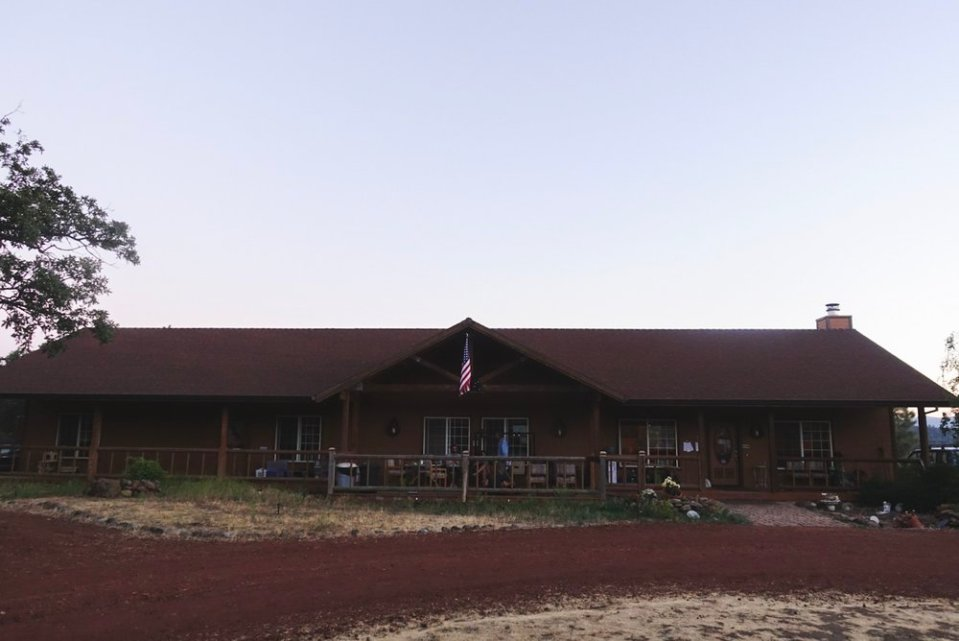 Burney Mountain Guest Ranch.