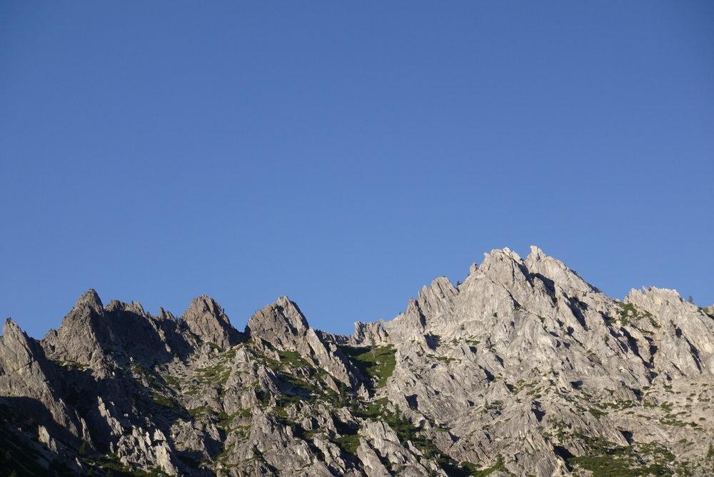 Castle Crags.