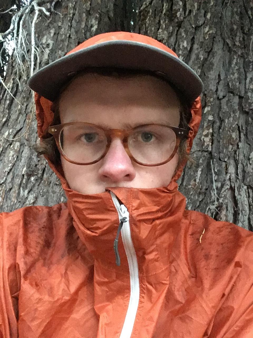 Hiking is so fun.