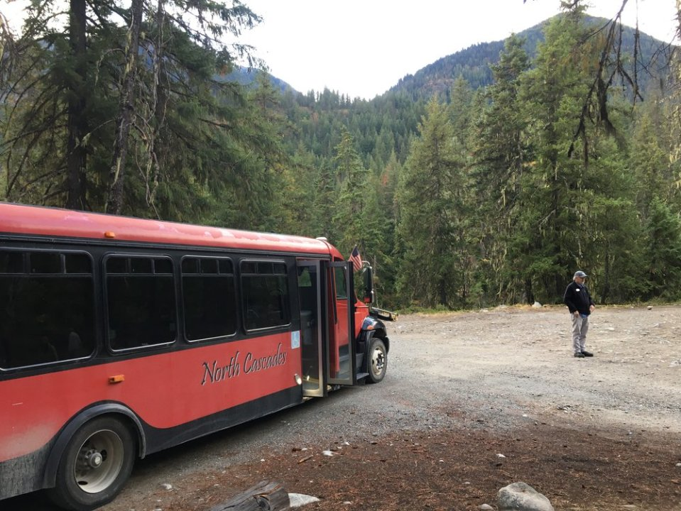 The Stehekin Shuttle